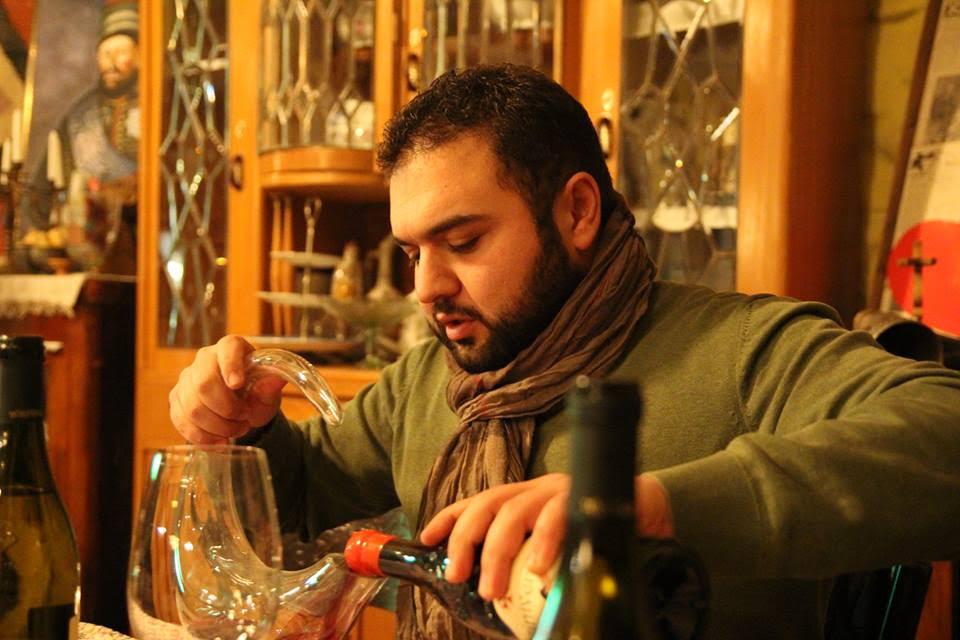 Giorgi Solomnishvili | Ghvino.shop