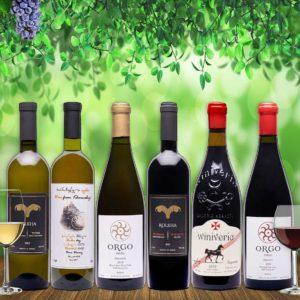 Ghvino.shop   Georgian wine tasting package Luxury