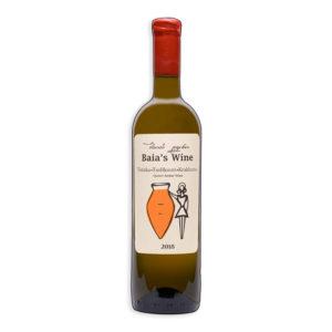 Ghvino.shop | Baias Wine Tsitska-Tsolikouri-Krakhuna