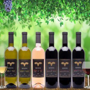 Ghvino.shop | Georgian wine tasting package Kolkha